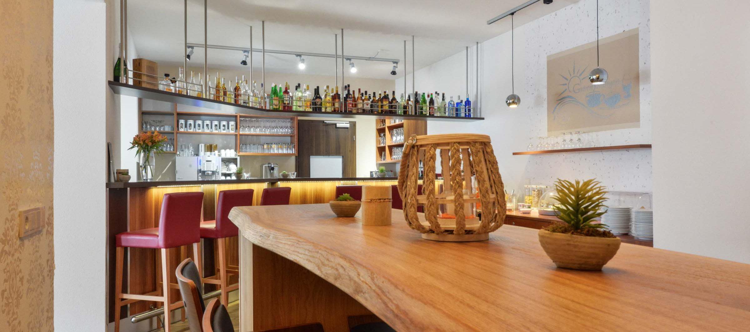 Hotel Renner Buchbach Bar