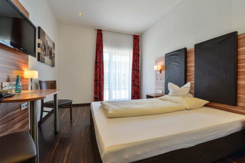 Hotel Renner Buchbach Einzelzimmer Comfort